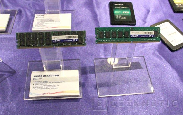 Módulos de 8 y 16 GB de memoria DDR4 de ADATA, Imagen 1