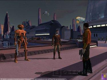 Star Wars: KOTOR para PC, Imagen 1