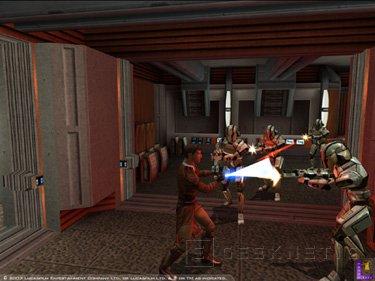 Star Wars: KOTOR para PC, Imagen 2