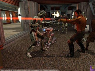 Star Wars: KOTOR para PC, Imagen 3