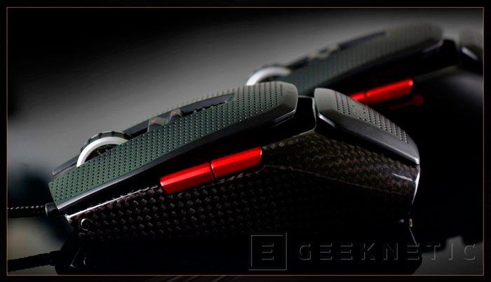 EVGA TORQ X10 Carbon, un ratón con fibra de carbono, Imagen 1