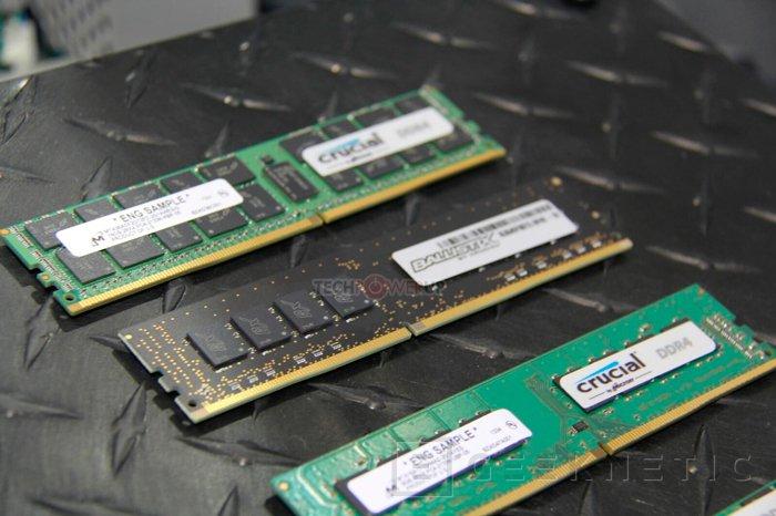 Crucial muestra módulos DDR4 para portátiles y sobremesa, Imagen 2