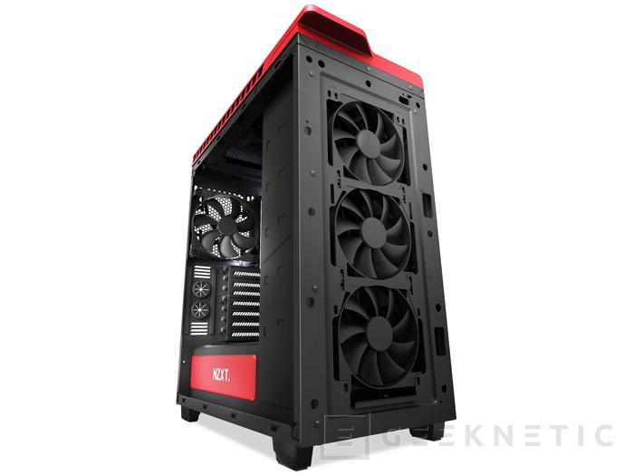 NZXT quiere que tengamos bien organizado nuestro PC con la nueva torre H440, Imagen 3