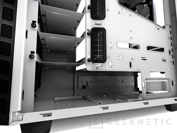 NZXT quiere que tengamos bien organizado nuestro PC con la nueva torre H440, Imagen 2