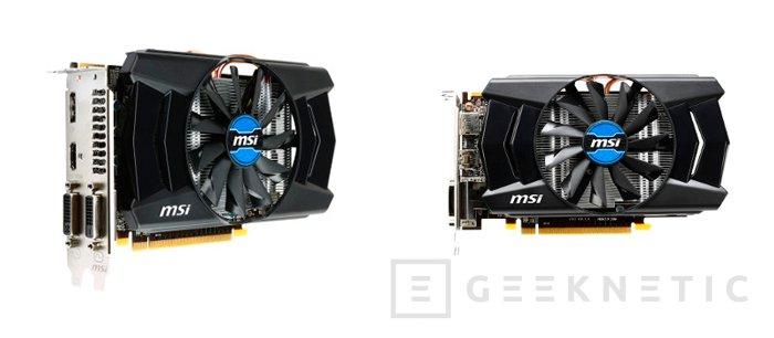 MSI lanza su R7 260 1GD5 OC, Imagen 1