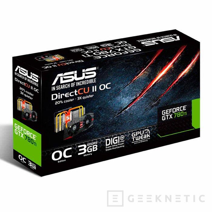 ASUS lanza en España la GTX 780 TI DirectCU II, Imagen 2