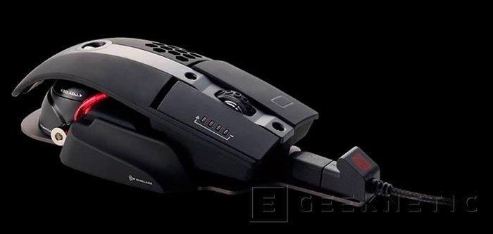 Level 10 M Hybrid Mouse, Thermaltake vuelve a la carga con un nuevo ratón gaming, Imagen 2