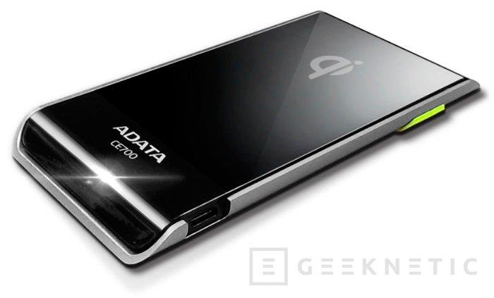 ADATA CE700, una base de carga inálambrica compatible con el estándar Qi, Imagen 1