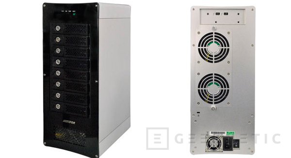 HighPoint presenta una torre para discos duros en RAID con conectividad Thunderbolt, Imagen 1