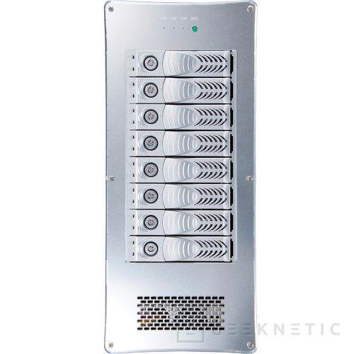 HighPoint presenta una torre para discos duros en RAID con conectividad Thunderbolt, Imagen 2