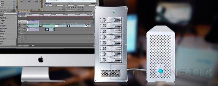 HighPoint presenta una torre para discos duros en RAID con conectividad Thunderbolt, Imagen 3