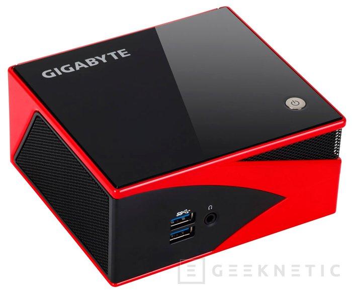 Gigabyte Brix Gaming, los mini PC también pueden valer para jugar, Imagen 1