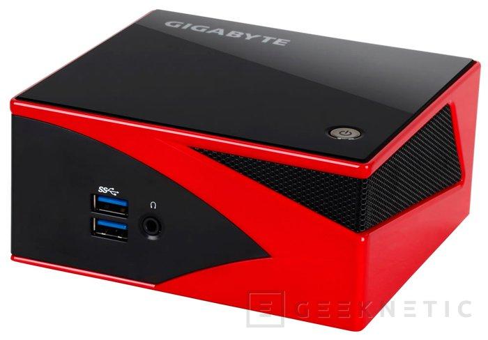 Gigabyte Brix Gaming, los mini PC también pueden valer para jugar, Imagen 2