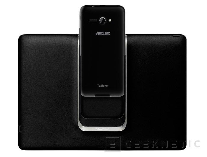 ASUS presenta el PadFone E, directo a la gama media, Imagen 2