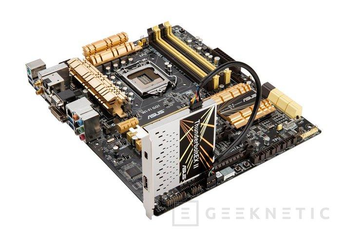 ASUS ThunderboltEX II, tarjeta PCI-Express para añadir soporte Thunderbolt II, Imagen 1