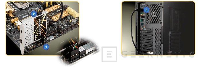 ASUS ThunderboltEX II, tarjeta PCI-Express para añadir soporte Thunderbolt II, Imagen 3