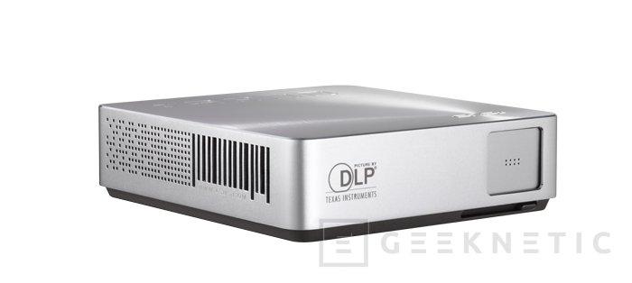 ASUS lanza un nuevo proyector portátil, el ASUS S1 con tecnología LED, Imagen 1