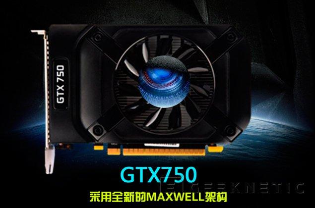 Filtradas más especificaciones de la primera GPU Maxwell de NVIDIA, Imagen 1