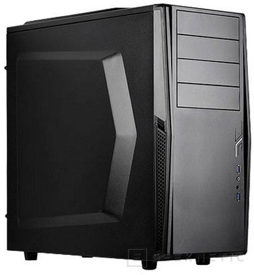 SilverStone Precision PS10, nueva torre para ordenadores silenciosos, Imagen 1