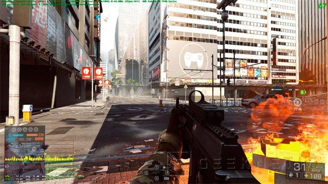 DICE desvela aumentos de rendimiento con MANTLE de hasta un 58% en Battlefield 4, Imagen 1