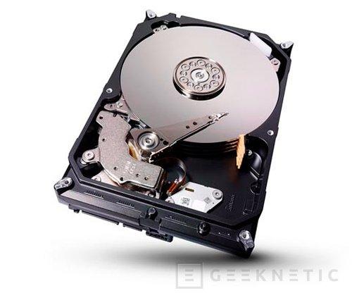 Seagate prepara el lanzamiento de los primeros discos duros de 6 TB, Imagen 1