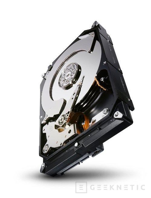 Seagate prepara el lanzamiento de los primeros discos duros de 6 TB, Imagen 2