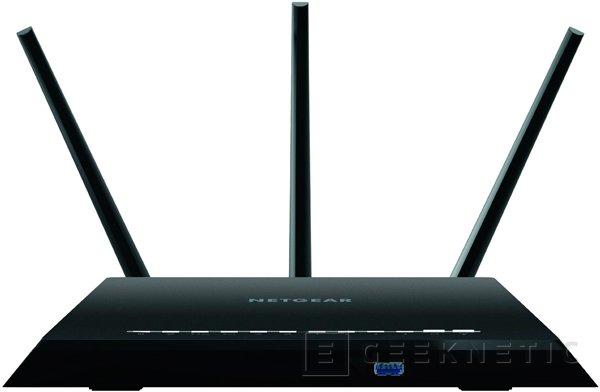 NETGEAR NightHawk R7000, un router de doble banda con casi 2 Gbps de velocidad, Imagen 2