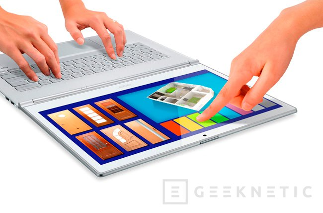 ACER actualiza su Ultrabook Aspire S7 con una pantalla de alta resolución, Imagen 1