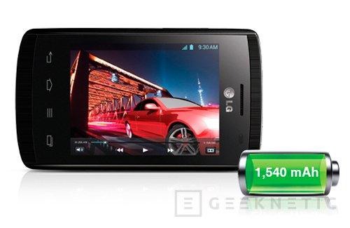 LG Optimus L1 II Tri, móvil asequible con soporte para 3 tarjetas SIM, Imagen 2