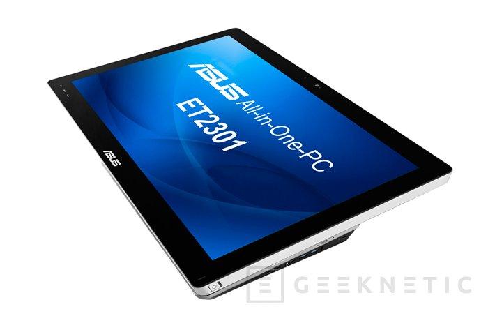 ASUS actualiza su todo en uno ET2300 con nuevos procesadores y GPU, Imagen 2