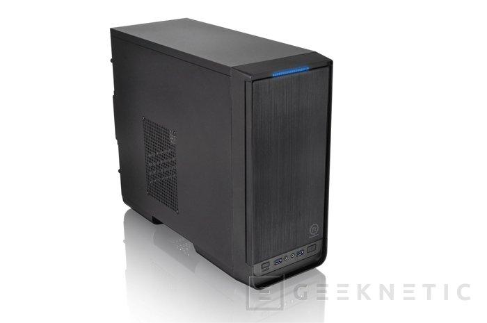 Thermaltake amplía su catálogo de torres micro ATX con la nueva Urban S1, Imagen 1