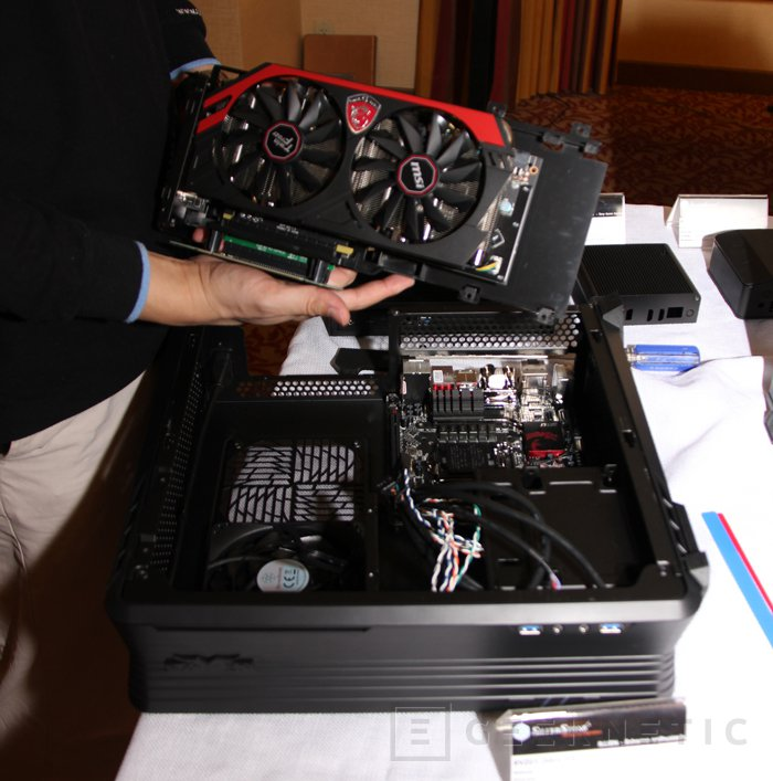 SilverStone añade un modelo Mini-ITX a su familia de torres RAVEN, Imagen 2