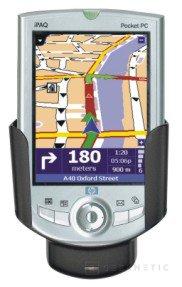 GPS sobre iPAQ Pocket PC, Imagen 1