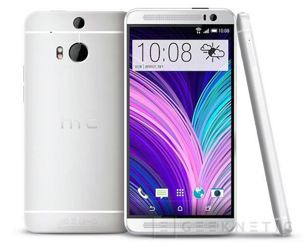 Imágenes filtradas del HTC One 2, Imagen 1