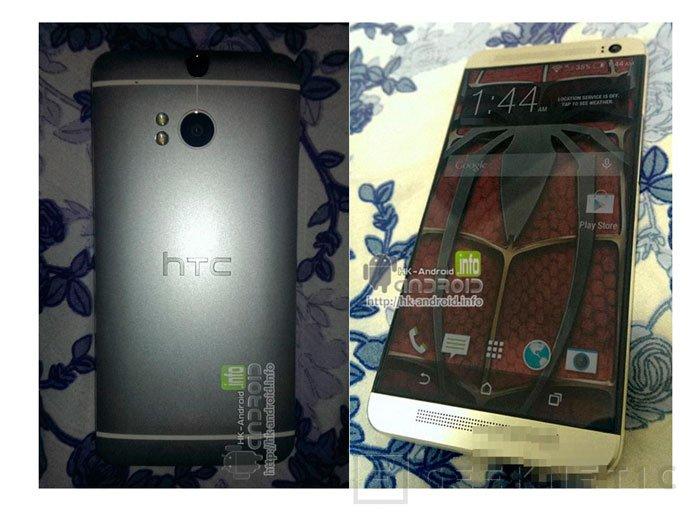 Imágenes filtradas del HTC One 2, Imagen 2