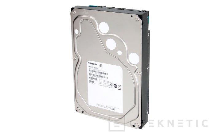 Toshiba ya tiene listos los primeros discos duros de 5 TeraBytes, Imagen 1