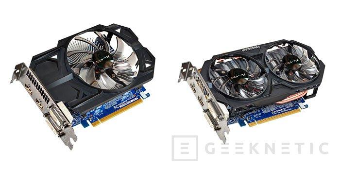 Llegan las GeForce GTX 750 y 750 Ti personalizadas por los fabricantes, Imagen 1