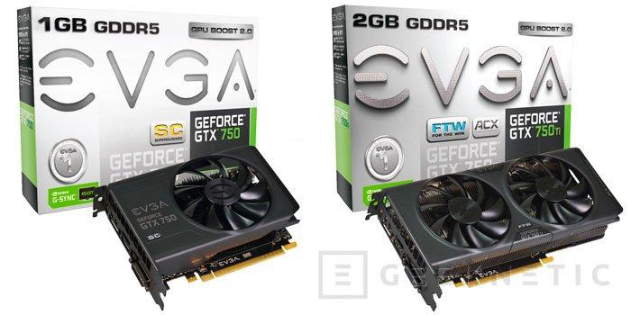 Llegan las GeForce GTX 750 y 750 Ti personalizadas por los fabricantes, Imagen 2
