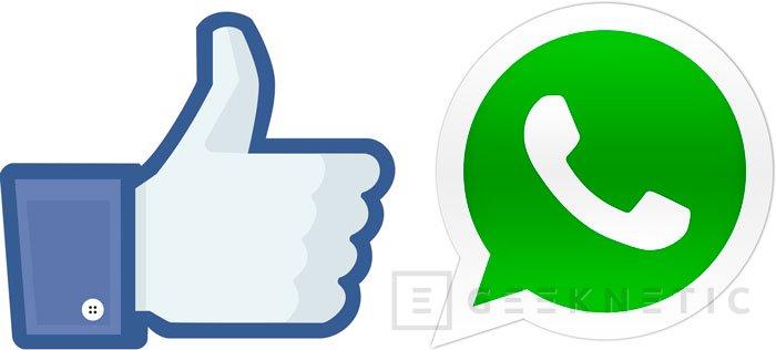 Multa de 110 millones de Euros a Facebook por irregularidades en la compra de Whatsapp, Imagen 1