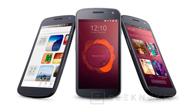 Canonical se asocia con BQ para lanzar móviles con Ubuntu , Imagen 1