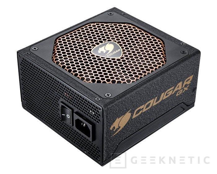 COUGAR GX V3, nuevas fuentes de alimentación de alta potencia y tamaño contenido, Imagen 1