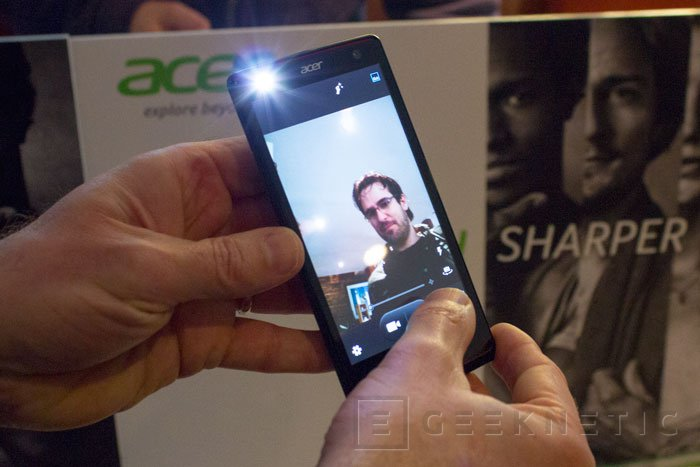 Probamos los nuevos smartphones ACER Liquid Z4 y Liquid E3, Imagen 3