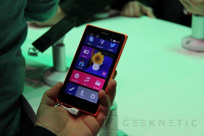 Nokia presenta su nueva gama de smartphones con Android , Imagen 3