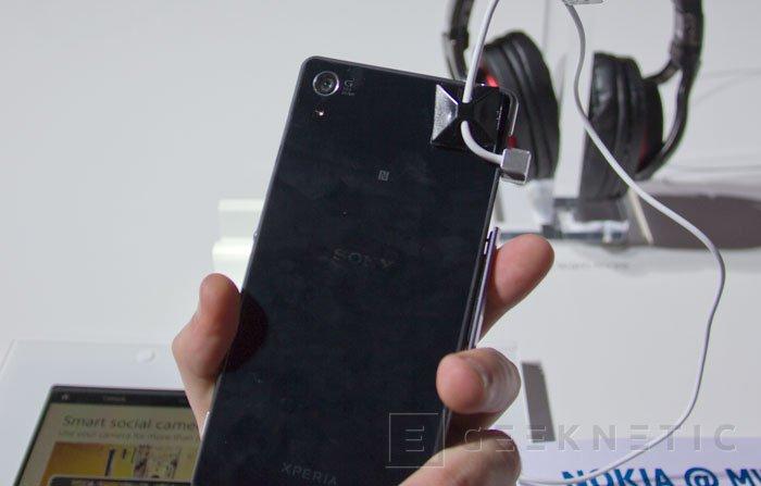 Sony Xperia Z2, Imagen 3