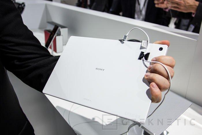 Sony Xperia Tablet Z2 y Xperia M2, Imagen 2