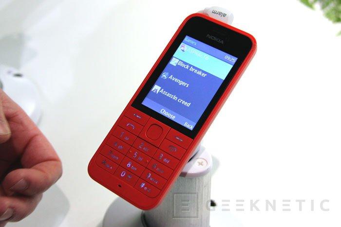 Nokia 220, un teléfono con acceso a internet por 29 Euros, Imagen 3