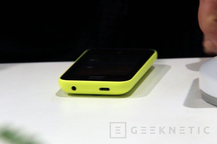Nokia Asha 230, Imagen 3