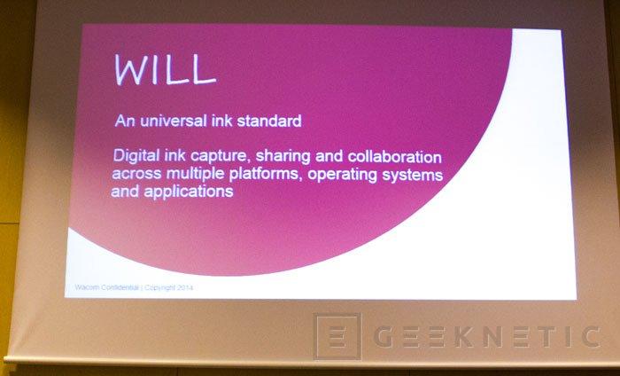 WILL, la nueva plataforma de Wacom para estandarizar la escritura con tinta digital, Imagen 1
