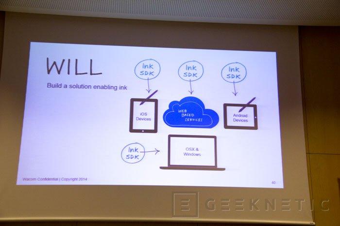 WILL, la nueva plataforma de Wacom para estandarizar la escritura con tinta digital, Imagen 2