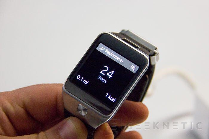 Samsung Gear 2 y Gear Fit, Imagen 2